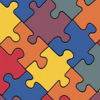 Линолеум IVC Bingo Puzzle Colour 50