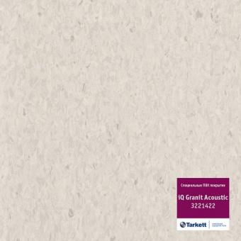 Линолеум Tarkett iQ Granit Acoustic 3221422