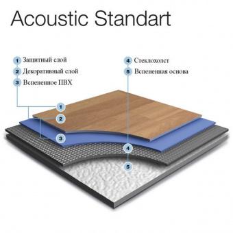 Линолеум Graboplast Acoustic Standart