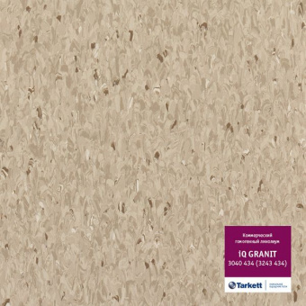 Линолеум Tarkett iQ Granit 3040 434 (3243 434)