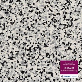 Линолеум Tarkett iQ Granit 3040 431 (3243 431)