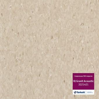 Линолеум Tarkett iQ Granit Acoustic 3221421