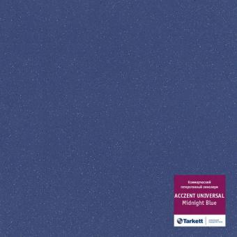 Линолеум Tarkett Acczent Universal Midnight Blue
