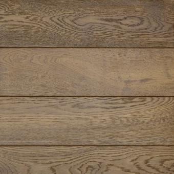 Массивная доска Amber Wood Дуб кантри Smoked (лак)