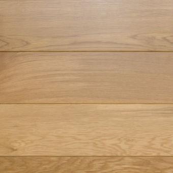 Массивная доска Amber Wood Дуб натур Attic (лак)