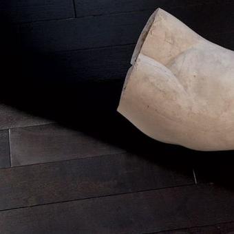 Массивная доска Amigo Селекция ABCD Дуб «Черная жемчужина»