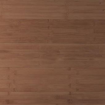 Массивная доска Parketoff Бамбук натур кофе горизонтальный