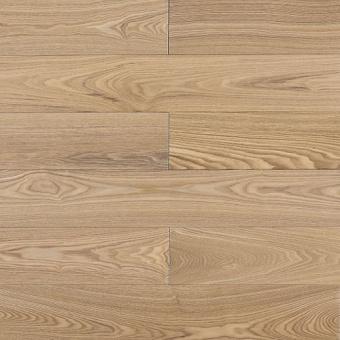 Паркетная доска Amber Wood Классика тонированная Ясень Карамель 1-полосный