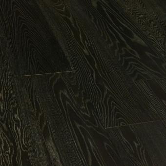 Паркетная доска Wood Bee Antik Story Дуб Вулканик / Volcanik (1-полосный, UV-масло)