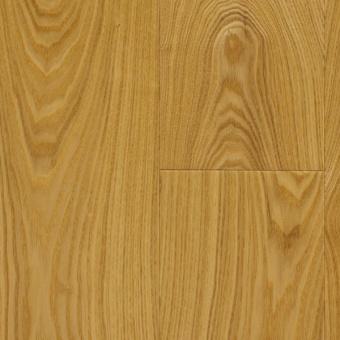 Паркетная доска Amber Wood Классика лакированная Ясень Натур Бесцветный 1-полосный