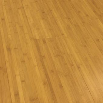 Паркетная доска Wood Bee Classic Бамбук Кофе / Coffee (1-полосный, UV-лак)