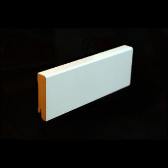 Плинтус Pedross MDF 5912 70х18х2500 Белый (подходит под покраску)