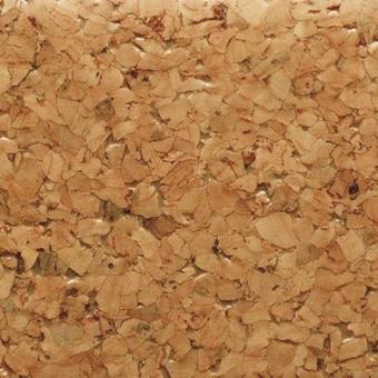 Плинтус Pedross 40х22 Пробка коричневая