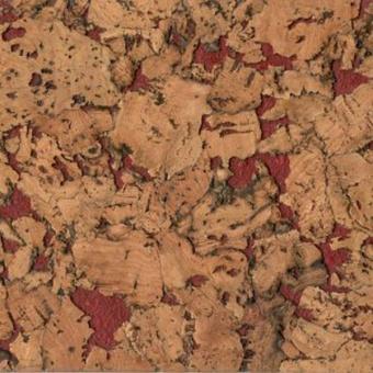 Пробковый пол Corksribas Decork CONDOR RED