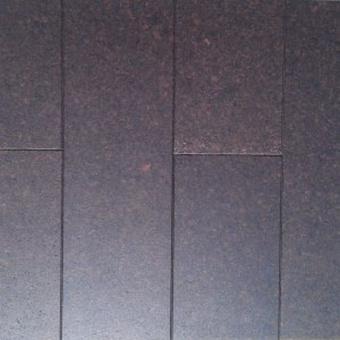 Пробковый пол Corksribas Naturcork Massive BLACK MASSIVE SANDED