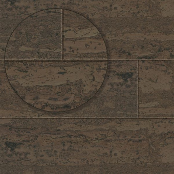 Пробковый пол Corkstyle CorkPRO Comprido Brown (замковый)