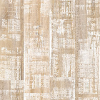 Пробковый пол Corkstyle Wood XL Color Dolomit White (клеевой)