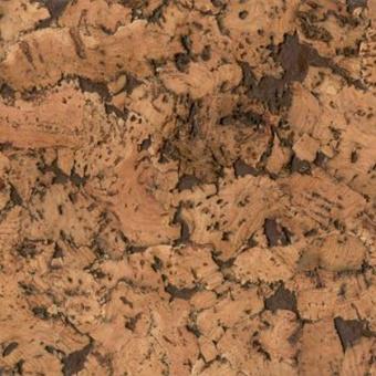 Пробковый пол Corksribas Decork CONDOR BROWN