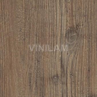 Виниловая плитка Vinilam Click Hybrid 70518 - ДУБ СТАЛЬНОЙ