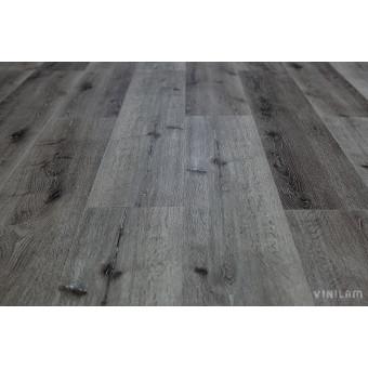 Виниловая плитка Vinilam Гибрид 6,5 мм (пробка) Дуб Ипр 10-066