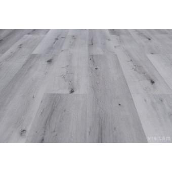Виниловая плитка Vinilam Гибрид 6,5 мм (пробка) Дуб Гент 10-064