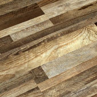 Кварцвиниловая плитка Alpine floor Ultra Орех состаренный Eco 5-6