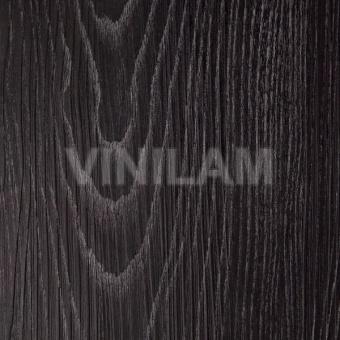 Виниловая плитка Vinilam Grip Strip 47413 - ЯСЕНЬ ТЕМНЫЙ