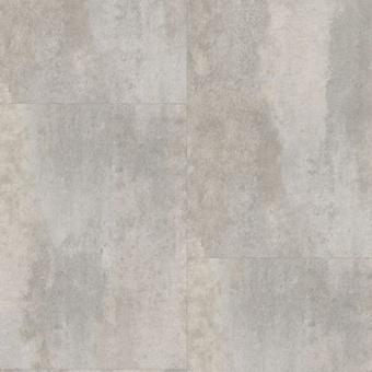 Виниловая плитка Corkstyle VinyLine Stone Cement White (замковая, HDF)