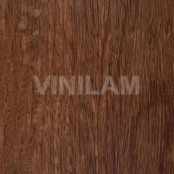 Виниловая плитка Vinilam Grip Strip 62004 - ДУБ КАКАО СЕЛЕКТ