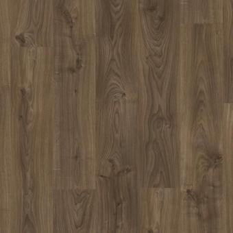 Виниловая плитка Quick Step Balance Click Дуб коттедж темно коричневый BACL40027