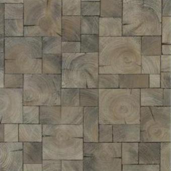 ПВХ-плитка LG Decotile Square Wood DTS 2952