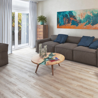 Виниловая плитка Wonderful Vinyl Flooring Natural Relief DE1715 Экрю