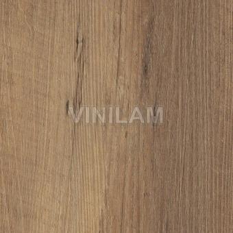 Виниловая плитка Vinilam Click Hybrid 64118 - ДУБ КАРИ