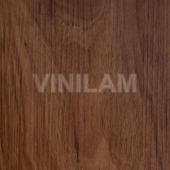 Виниловая плитка Vinilam Grip Strip 60912 - ОРЕХ МЕДОВЫЙ