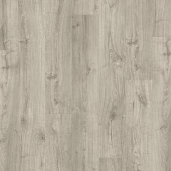 Виниловая плитка Quick Step Pulse Click Дуб осенний теплый серый PUCL40089
