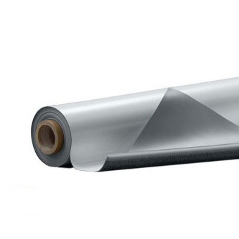 Сценический линолеум Tuchler Consor 1004210 светло-серый / тёмно-серый