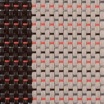 Тканое ПВХ-покрытие WISE Stripes COL 8
