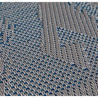 Тканое ПВХ-покрытие (виниловый ковролин) Bolon Silence PULSE