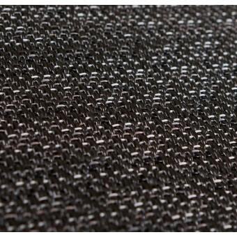 Тканое ПВХ-покрытие (виниловый ковролин) Bolon Artisan COAL