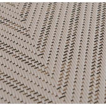 Тканое ПВХ-покрытие (виниловый ковролин) Bolon Graphic HERRIGBONE BEIGE