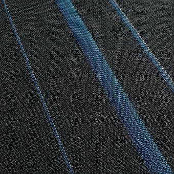 Тканое ПВХ-покрытие 2tec2 Stripes REBEL BLUE
