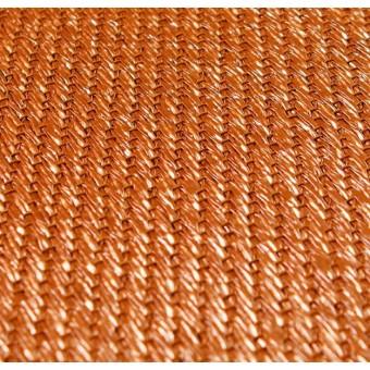 Тканое ПВХ-покрытие (виниловый ковролин) Bolon NowTANGERINE