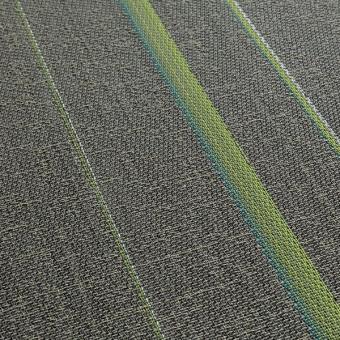 Тканое ПВХ-покрытие 2tec2 Stripes BAZALT GREEN
