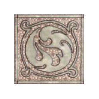 Декор напольный Раолано 9,8х9,8