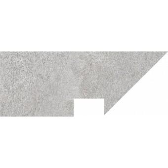 Керамогранит DD2003\BSL\SV | Плинтус вертикальный левый Про Стоун серый светлый