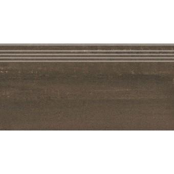 Керамогранит DD201300R\GR | Ступень Про Дабл коричневый