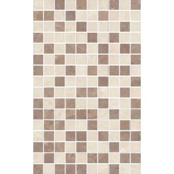 Керамогранит MM6267B   Декор Мармион беж мозаичный