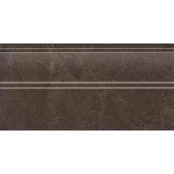 Керамогранит FMA017R   Плинтус Версаль коричневый обрезной