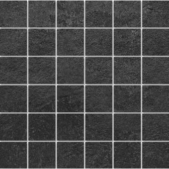 Керамогранит DD2007\MM | Декор Про Стоун черный мозаичный