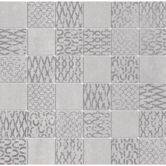 Керамогранит DD2012\MM | Декор Про Дабл светлый мозаичный